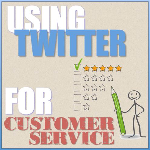 UsingTwitterCustomerService